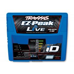 CHARGEUR EZ-PEAK LIVE 12A BLUETOOTH TRAXXAS (TRX2971G)