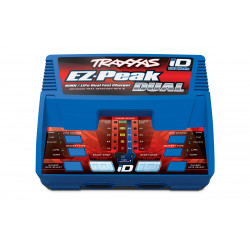 CHARGEUR EZ-PEAK DUAL 100W/8A TRAXXAS (TRX2972G)
