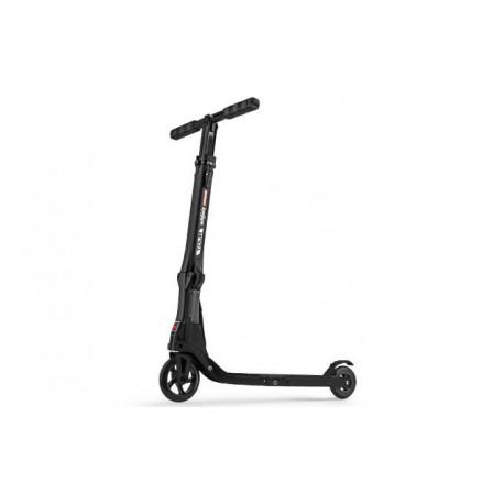 nc nh33008 scooter tour black trottinette ultra pliable noire sac de transport ninco nh33008. Black Bedroom Furniture Sets. Home Design Ideas