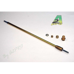 Arbre d'helice 6mm/M4 M4 200/236mm (230104)