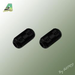 Ferrite antiparasite clip (2 pcs) (10041)