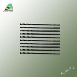 Foret 1.0mm (10 pcs) (96110)