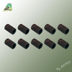 Tube a poncer 6mm pour Dremel (10 pcs) (99050)