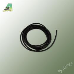 Liston caoutchouc rond 2 / Longueur 2m (210430)