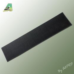 Liston caoutchouc 300x75mm epaisseur 3mm (210421)
