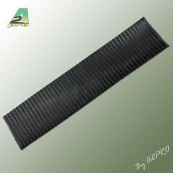 Liston caoutchouc 300x75mm epaisseur 3.10mm (210423)