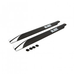 360mm Carbon Fiber Main Rotor Blades (BLH4732)