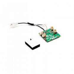 4-in-1 Control Unit, Rx/ESCs/Gyro: Nano QX FPV (BLH7208)