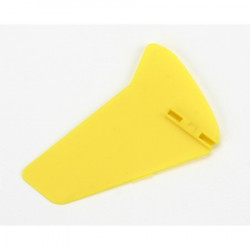 Vertical fin Yellow w/o Decals: BCMX (EFLH2228Y)