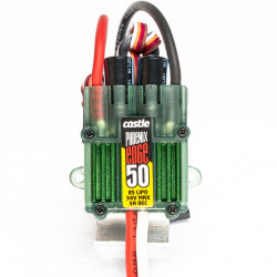 PHX EDGE 50 - 32V 50 AMP ESC WITH 5 AMP BEC (CSE010010200)