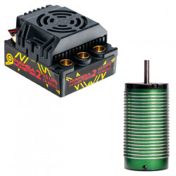 MAMBA MONSTER 2 1:8TH 25V EXTREME CAR ESC WATERPROOF WITH 2200kv motor (CSE010010801)