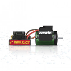 SIDEWINDER SCT WATERPROOF COMBO WITH 1410-3800KV MOTOR (CSE010012300)