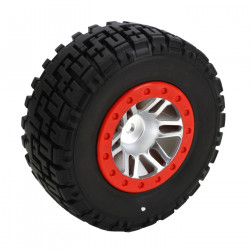 Speed Treads Hook Up SC tires MNTD: SLH Front (DYN5116)