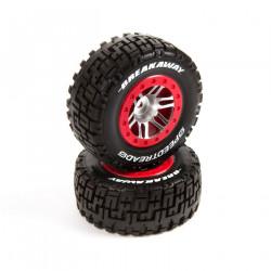 Speed Treads Hook Up SC tires MNTD: SLH F. 4X4 F/R (DYN5117)