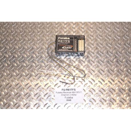 Futaba Receiver R617FS 7 Channel 2.4Ghz
