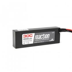 7.4V 4000mah 2S 30C LiPo Hardcase: EC3 (DYN9003EC)