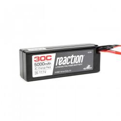 11.1V 5000mAh 3S 30C LiPo Hardcase: EC3 (DYN9007EC)