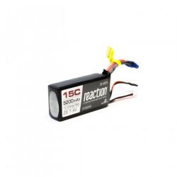 7.4V 5200mAh 2S 15C LiP0: ROSS (DYNB0500)