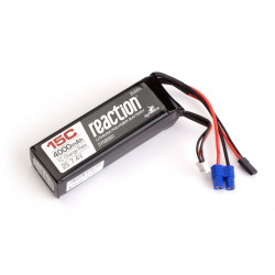 7.4V 4000mAh 2S 15C LiPo Receiver Pack (DYNB0501)