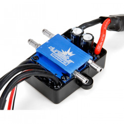 120A BL Marine ESC 2-6S Single Connector (DYNM3876)
