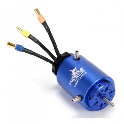 6 Pole Waterproof BL 1650KV 40x82mm Motor (DYNM3935)