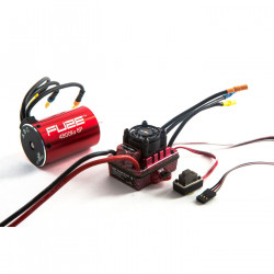 Fuze 1/10 6-pole 4800Kv WP ESC/Motor Combo V2 (DYNS0708)