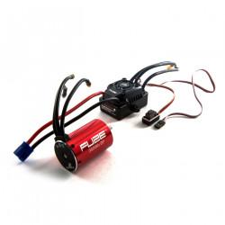 Fuze 6-pole 540 4WD SCT WP Sensorless BL Combo V2 (DYNS0710)