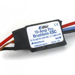 10-Amp Pro Brushless ESC (EFLA1010)