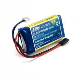 LiPo Rx Pack 1250mAh (EFLB12502SLP)