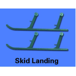 Skid landing