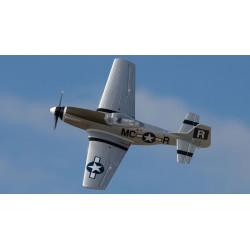 UMX P-51 BL BNF Basic (EFLU3350)
