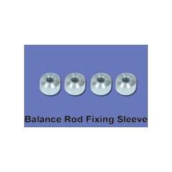 balance rod fixing sleeve