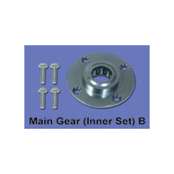 main gear (inner set) B