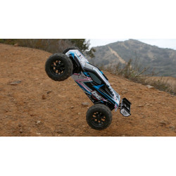 TEN-MT RTR, AVC: 1/10 4WD (BLUE) (LOS03006T1)