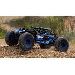 1/10 4wd Rock Rey RTR AVC Blue (LOS03009T2)