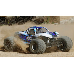 Monster Truck XL RTR, AVC: 1/5 4WD (White) (LOS05009T2)