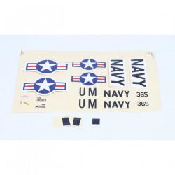 decal sheet:  UM T-28 (PKZU1502)