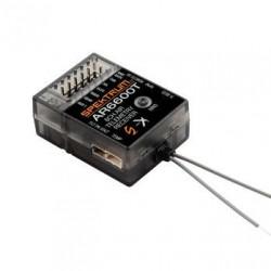 AR6600T 6 Ch Air Integrated Telemetry Receiver (SPMAR6600T)