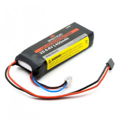 1450mAh 2S 6.6V Li-Fe Receiver Battery (SPMB1450LFRX)