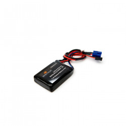2000mAh 2S 7.4V LiPo Receiver Battery (SPMB2000LPRX)