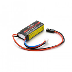 300mAh 2S 6.6V Li-Fe Receiver Battery (SPMB300LFRX)