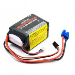 4000mAh 2S 6.6V Li-Fe Receiver Battery (SPMB4000LFRX)