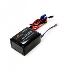4000mAh 2S 7.4V LiPo Receiver Battery (SPMB4000LPRX)