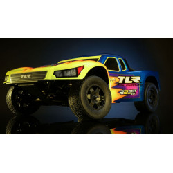 22SCT 3.0 Race Kit: 1/10 2WD Short Course Truck (TLR03009)