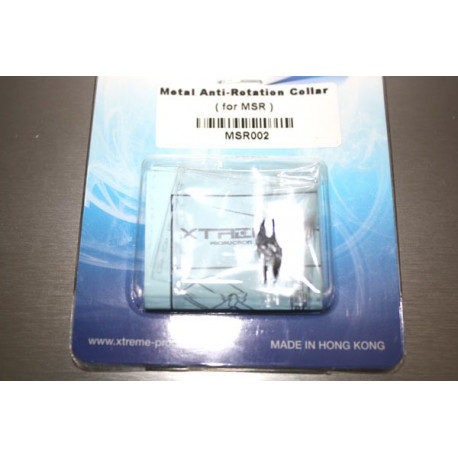 Metal Anti-Rotation Collar (for MSR)