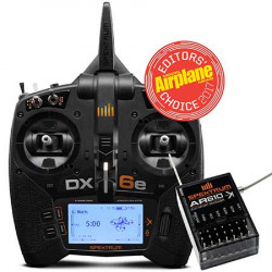 DX6e 6 voies avec récepteur AR610 EU (SPM6650EU)