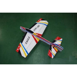 EAGLE - EPP AIRPLANE MODEL (unbreakable version) - ARTF