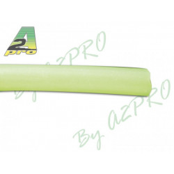 Durit en silicone jaune fluo - 2x5mm (3623)