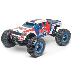 AE QUALIFIER SERIES RIVAL MT TRUCK RTR w/2.4/BLESS/8.4V BAT