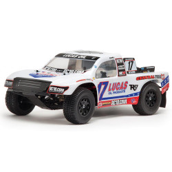 ASSOCIATED SC10 RS RTR LUCAS OIL BRUSHLESS W/2.4GHZ/W/PROOF
